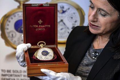 världens dyraste klocka