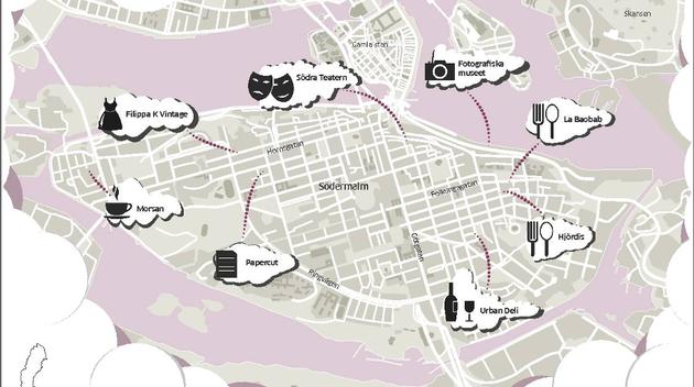 Karta Stockholm Drottninggatan.Stockholm Ar Mer An Drottninggatan Gamla Hbl Fi Kultur