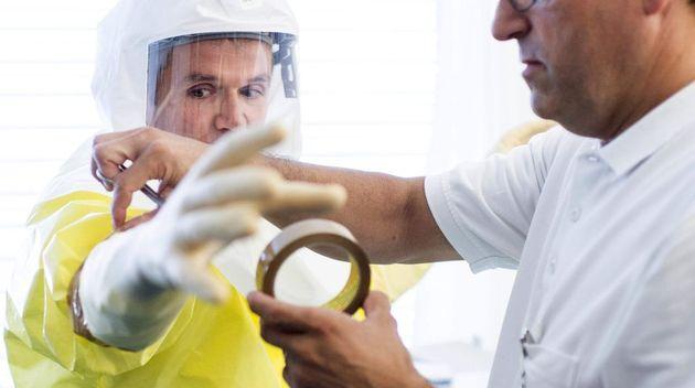 Nya ebolariktlinjer efter kritik