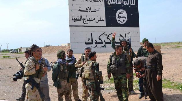 Tyskland skickar soldater till irak