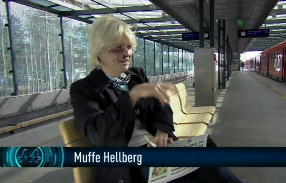 Muffe Hellberg